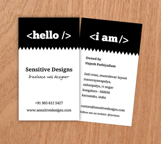 Sensitive-Designs