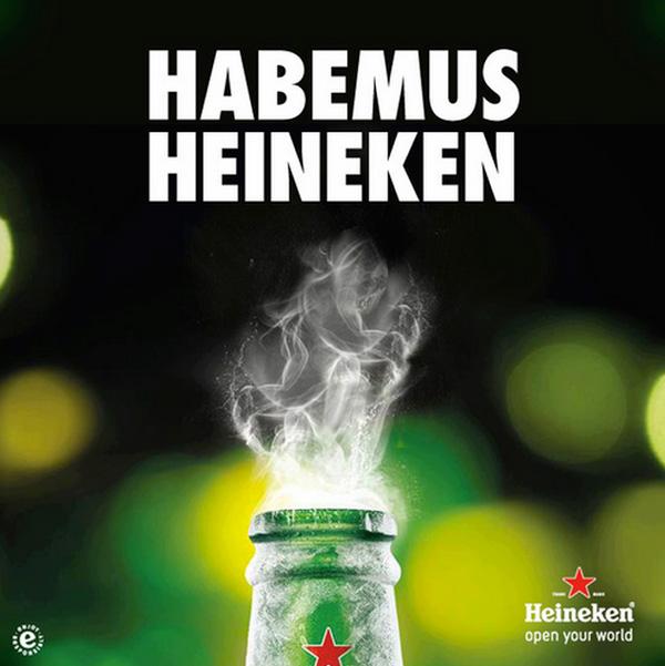 Habemus-Heineken